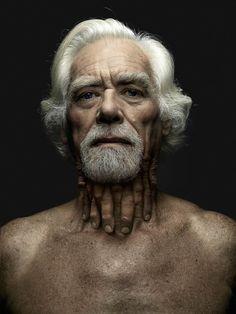 Des portraits hybrides et surréalistes | Ufunk.net
