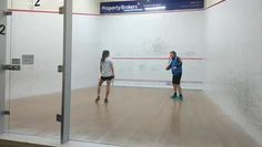 Anabel practicing her winners from mid court! Keep up the great work. - #squash #doubledotsquash #squashgym #squashjuniors #juniorsquash #squashskills #squashwinner Train Group, Double Dot, Red Beach, Ways Of Learning, Best Player, Total Body, How To Introduce Yourself, Squash, Competition