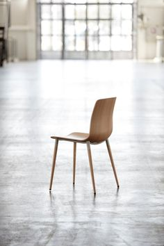 Fokkema & Partners Architecten is an architectfirm in Delft, The Netherlands. We have a drive for quality that exceeds our clients' expectations. Chair Design, Furniture Design, Lounge Areas, Delft, Dining Chairs, Dining Room, Bar Stools, Netherlands, Home Decor