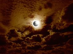 Even if the sun is (mostly) blocked, protective eyewear is necessary during a solar eclipse, as UV radiation can burn the retinas in your eyes in mere seconds.
