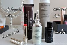 August Beauty Forecast: LM Tinted Moisturiser | By Terry Hyaluronic | Living Proof no frizz | Paul Yacomine No.3 | Therapie Cherish Skin Repair