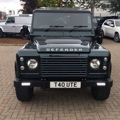 The Land Rover Twisted T40. Designed to possess the symbolic Twisted appearance whilst achieving the foundations for longevity.