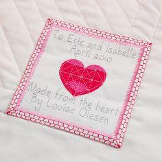 Celebration Quilt | Valentine's Day
