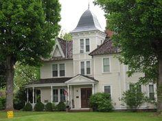 The Burleson House - Photos