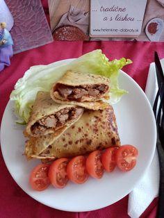 Helenkine dobroty - Zemiakové palacinky plnené Tacos, Mexican, Ethnic Recipes, Food, Essen, Meals, Yemek, Mexicans, Eten