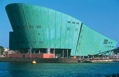 Nemo, Dutch Science Center in Amsterdam