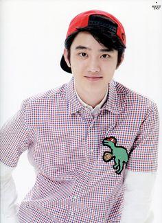 Exo kyungsoo Smtown goods