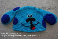 Blues Clues Hat