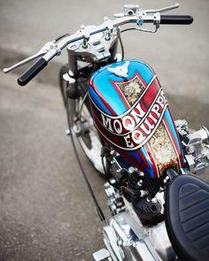Harley Bobber Chopper