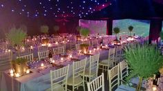 Elegant Party Tent | Marquee Hire Farnham, Surrey