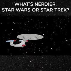 Stupid Funny Memes, Funny Laugh, Funny Relatable Memes, Funny Vid, Hilarious, Star Trek Meme, Star Wars Jokes, Funny Star Trek, Funny Clips