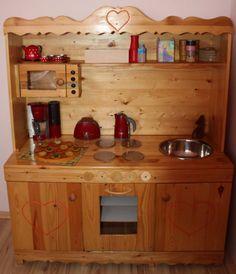 játékkonyha - play kitchen by Csilla