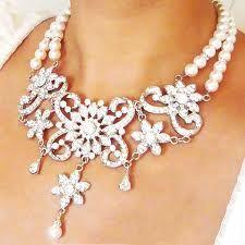 brides necklaces - Google Search