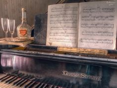 Deutsche Photo Community– Сообщество– Google+ Old Antiques, Old Houses, Abandoned, Community, Romantic, Music, Families, Bench, Homes