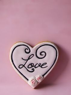 Muccasbronza: Wedding Cookies