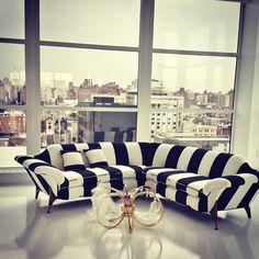 Striped Home Decor'