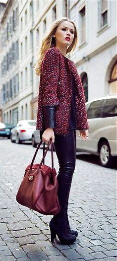 Kristina Bazan - just style