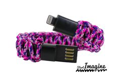 IPhone Paracord Bracelet  (5,5s,5c,6,6s,6 Plus,7,7s,7plus,8,8s,8plus,Iphone X,Ipad air 1,2) data Cable/Charge by Startimagine on Etsy