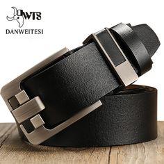 [DWTS]belt male leather belt men male genuine leather strap luxury pin buckle belts for men belt Cummerbunds ceinture homme Leather Belt Buckle, Leather Belts, Leather Handle, Belt Buckles, Leather Men, Men's Belts, Luxury Belts, Branded Belts, Designer Belts