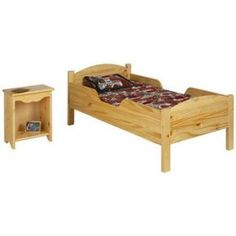 little colorado traditional toddler bed w/o cutout  $148