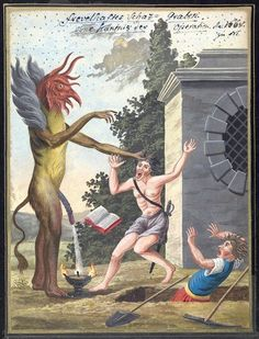 Compendium rarissimum totius Artis Magicae sistematisatae per celeberrimos Artis hujus Magistros -demons and magic. MS 1766-.
