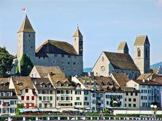 Suiza tiene algunos de los castillos más encantadores de Europa. Descubre estas 10 fortalezas históricas de ensueño.