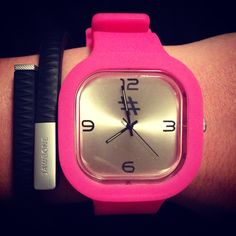 Logo watch!!  Comes in ten colors!  Less than $20. #logowatch #swagtagtees www.swagtagtees.com