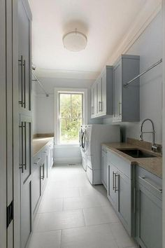 """Receive great ideas on """"laundry room storage diy shelves"""". Receive great ideas on """"laundry room storage diy shelves"""". They are actually offered for you on our website. Laundry Storage, Room Makeover, Room Design, Home, Pantry Laundry, Grey Laundry Rooms, Mudroom Laundry Room, Room Storage Diy"""