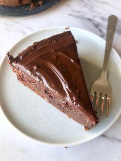 Chocolate Deserts, Chocolate Fudge Cake, Sweet Cookies, Cake Cookies, Passover Desserts, Dessert Cake Recipes, Xmas Food, Food Tasting, No Bake Cake