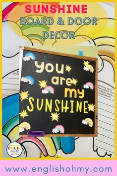 Are you looking for back to school board decor or classroom decor? These board decoration ideas will be perfect for your back to school bulletin board or your door. This board decor is vibrant, eye-catching, and are perfect for your middle school classroom. |Bulletin Board Ideas Middle School| Board Decorations| Classroom Decor| Bulletin Board Ideas for Teachers|