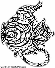 coffee coloring page 39