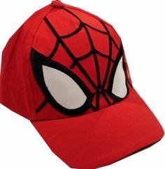 Sapca oficiala Marvel cu Spiderman, 100% bumbac.