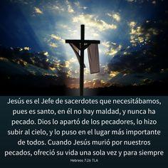Gracias Jesús por que tu muerte me trajo vida!