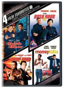 Amazon.com: 4 Film Favorites: Chris Tucker (Money Talks, Rush Hour, Rush Hour 2, Rush Hour 3): Chris Tucker, Jackie Chan, Charlie Sheen: Mov...