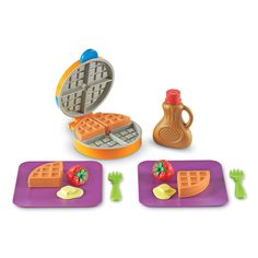 """Learning Resources New Sprouts Waffle Time! - Learning Resources - Toys """"R"""" Us"""
