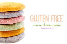 #glutenfree cream cheese #organic sugar cookies jojoandeloise.com