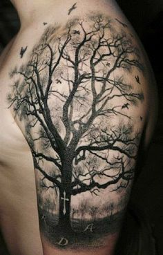 100 Tree Of Life Tattoo Designs For Men Manly Ink Ideas Tattoos