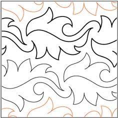 Angel Wing Begonia- Pantograph