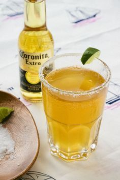 The Ultimate Beer Cocktail: How to Make a Perfect Michelada #mexico #beer
