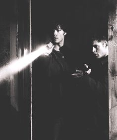 The Winchesters: saving people, hunting things, the family business.