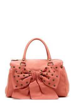 RED Valentino Studded Bow Handbag view more: www.buylouisvuittonofficial.com/ #CYBERMONDAY