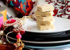 Vegan Kaju Katli Indian Cashew fudge. vegan, glutenfree - Vegan Richa