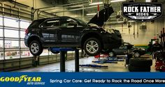 Spring Car Care: Get Ready to Rock the Road Once More via @therockfather