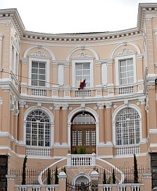 Tobacco baron's mansion turned B&B Quito Ecuador, Hotel Reviews, Wander, Holidays, Mansions, Luxury, House Styles, Building