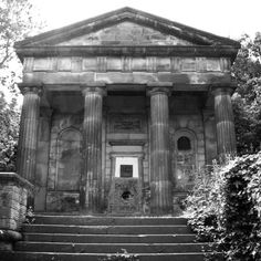 Since its closure in 1978, the Sheffield General Cemetery has become a tangled mass of plants and undergrowth.  The classical abandoned buildings have long been bricked up and fallen into disrepair, while the tombstones of Sheffield's Victorian luminaries disappear into the undergrowth.