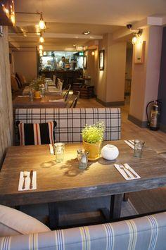 Pom's Kitchen & Deli - Sacha Interiors Deli Interior / cafe interior / restaurant interior