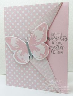 Ready to make it? Little Moments with You card | Song of My Heart Stampers | Bloglovin'