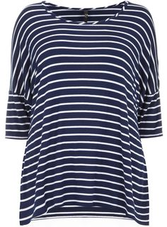 Nothing beats a classic Breton... New In this week at £23 in a soft jersey. - www.evans.co.uk