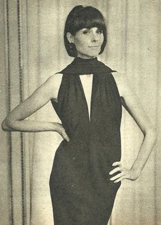 Jacques Griffe by Classic Style of Fashion (Third), via Flickr 1965
