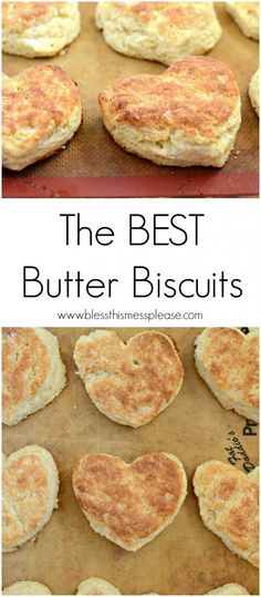 The Best Biscuit Recipe Ever, Really ~ The best buttery biscuit recipe ever. This tried and true recipe for basic biscuits is the last you'll ever need.
